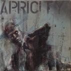 """Apricity"", oil on canvas, 30 x 30 cm, 2014"