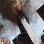 """""""Vanity fair"""", oil on canvas, 50 x 50 cm, 2007"""
