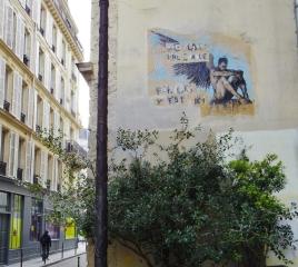 Rue Volta, Paris, France