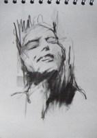 """Panoptican 5"", pencil on paper, 15 x 21 cm, 2010"