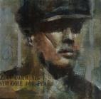 """Pesky bleeders (5)"", oil on canvas, 15 x 15 cm, 2015"