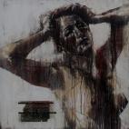 'cotali uscir de la schiera ov'è Dido', oil on canvas, 91 x 91cm