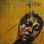 """Hutton"", oil on canvas, 91 x 91 cm, 2010"