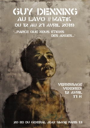 Flyer Guy Denning cinquo copie